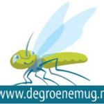 logo groene mug
