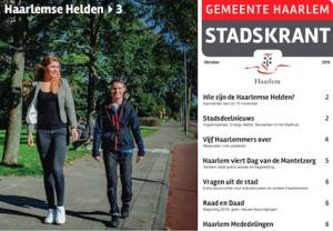 Stadskrant Haarlem